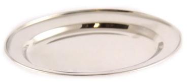 Sharda Oval Serving Tray 25cmx0.5mm