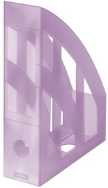 Herlitz Vertical Document Tray Pastel Violet