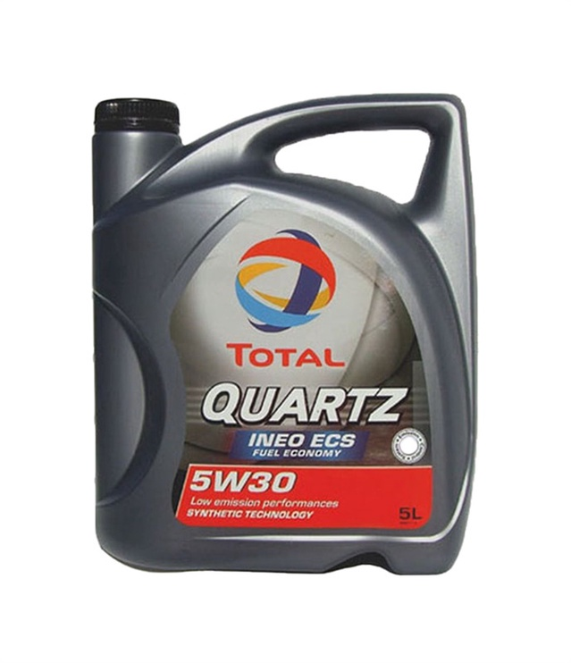 Mootoriõli Total Quartz Ineo ECS 5W30, 5l
