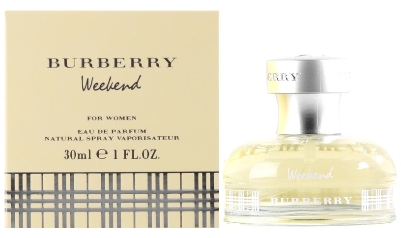 Parfüümid Burberry Weekend 30ml EDP