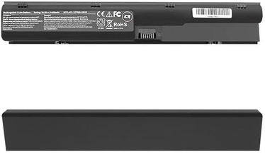 Qoltec Long Life Notebook Battery For HP ProBook 4330s 4400mAh