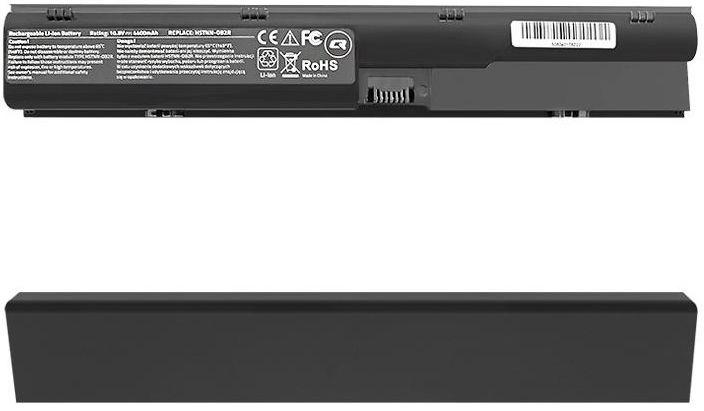 Qoltec Long Life Notebook Battery For HP ProBook 4330s 4400mAh