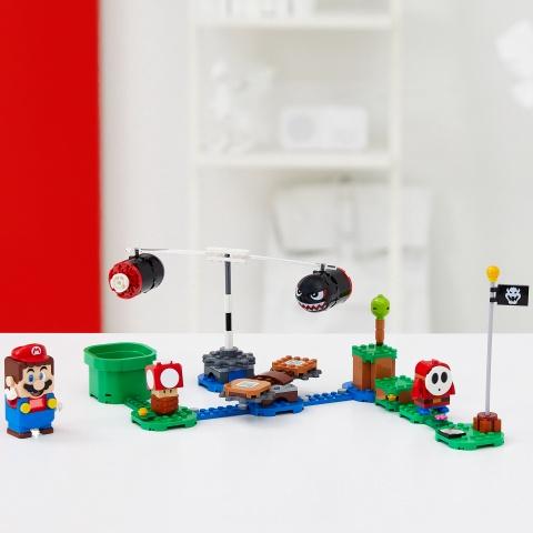 Konstruktor LEGO®Super Mario 71366 Boomer Billi rünnaku laienduskomplekt