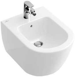 Villeroy & Boch Subway 2.0 Bidet Wall Mount White