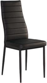 Стул для столовой Signal Meble H261 Black/Black, 1 шт.