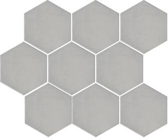 Kerama Marazzi Turenne Tiles SG1003N 120x104mm Grey