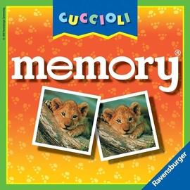 Lauamäng Ravensburger Memory Animal 21275
