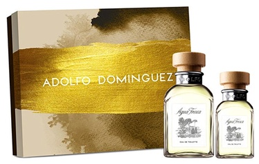 Набор для мужчин Adolfo Dominguez 2018 Agua Fresca 120 ml EDT + 30 ml EDT