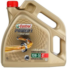Castrol Power 1 Racing 10W/50 4T Engine Oil 4l