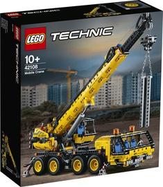 Konstruktor LEGO Technic Mobile Crane 42108 42108, 1292 tk