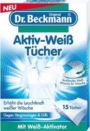 Dr.Beckmann Laundry Bleacher Cloths 15PCS