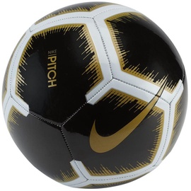 Nike LP Strike Football Black/Gold Size 4