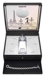 Agatha Un Matin A Paris 100ml EDT + Bracelet