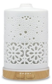 Beper 70.404 Ultrasonic Essential Oil Diffuser White