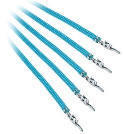 BitFenix Alchemy 2.0 PSU Cable 5x 60cm Light Blue