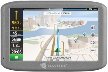 Навигация Navitel E500