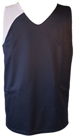 Bars Mens Basketball Shirt Dark Blue/White 32 152cm
