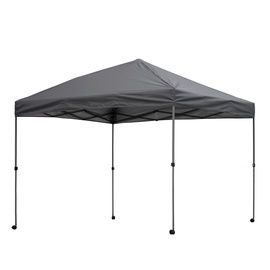 Садовый навес Home4you Pop-Up Dark Grey, 3x3m