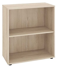 DaVita Alfa 64.41 Office Shelf Kronberg Oak