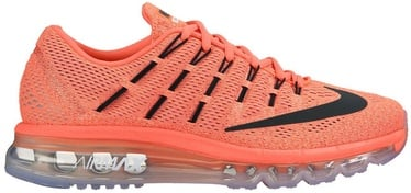 Nike Running Shoes Air Max 2016 806772-800 Orange 36.5