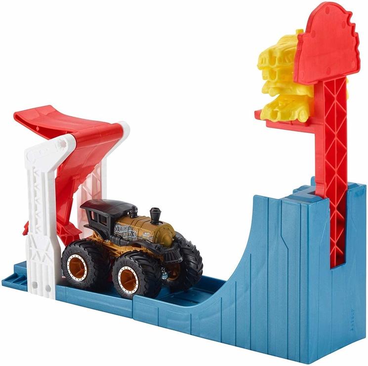 Mattel Hot Wheels Monster Trucks Big Air Breakout GCG00