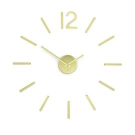 Umbra Blink Clock Brass