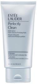Estee Lauder Clean Multi-Action Foam Cleanser/Purifying Mask 150ml