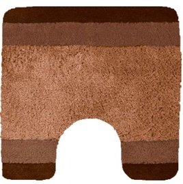 Spirella Balance Toilet Rug Brown