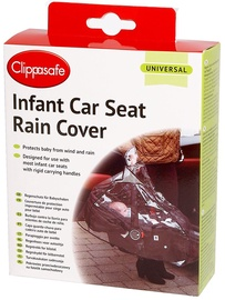 Clippasafe Infant Car Seat Rain Cover 14