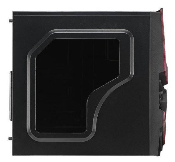 Aerocool Cyclops Advance V2 Midi Tower Black/Red