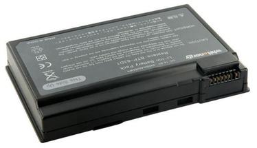 Whitenergy C300 Battery for Acer 14.8V 4400mAh