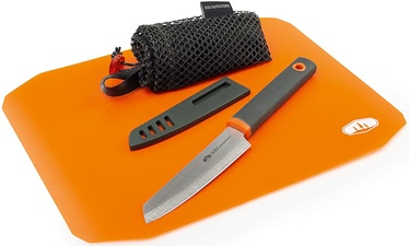 GSI Outdoors Rollup Cutting Board Knife Set