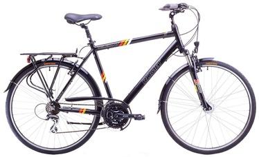 """Jalgratas Romet Wagant 2.0 23"""" 28"""" Black 17"""