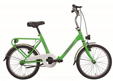 "Jalgratas Bottari Good Bike Genny 20"" Green"