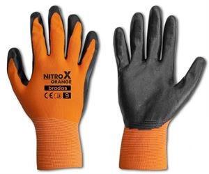 Nitro X Orange 9