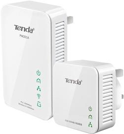 Tenda P200 Powerline Adapter + PW201A WiFi Powerline