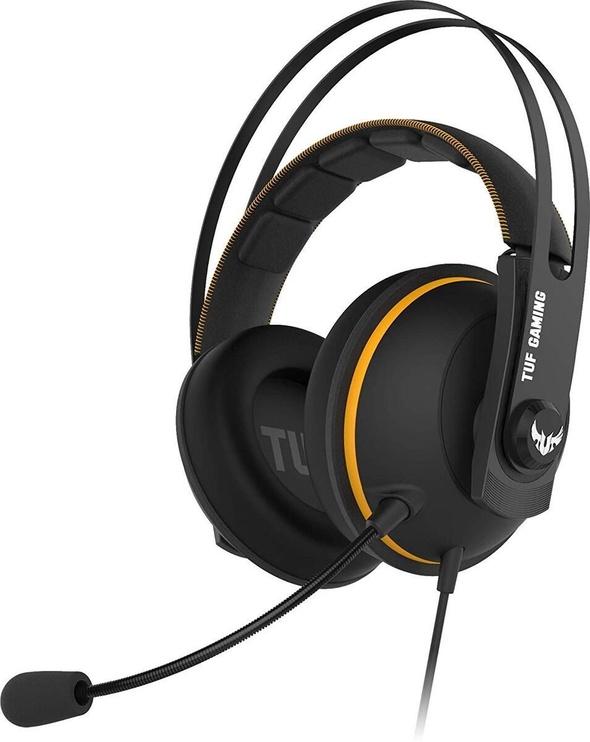 Mänguri kõrvaklapid Asus TUF Gaming H7 Yellow