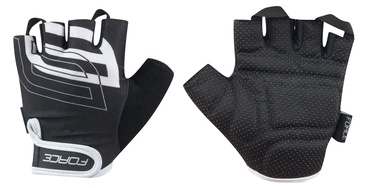 Force Sport Short Gloves Black XXL