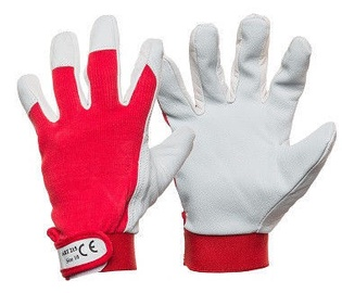 DD Smooth Pigskin Gloves With Clip 10