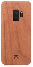 Woodcessories Slim Back Case For Samsung Galaxy S9 Cherry