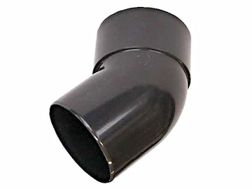 Scala Plastics Rain Drainage System Turn 80mm Brown 67°