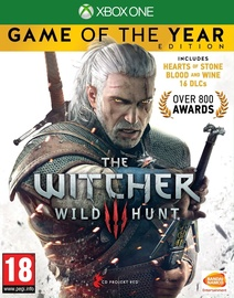 Witcher 3: Wild Hunt GOTY Xbox One