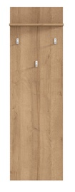 Nagi Black Red White Balder Riviera Oak