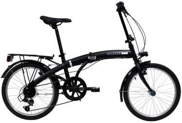 """Jalgratas Bottari Compact One Black, 20"""""""