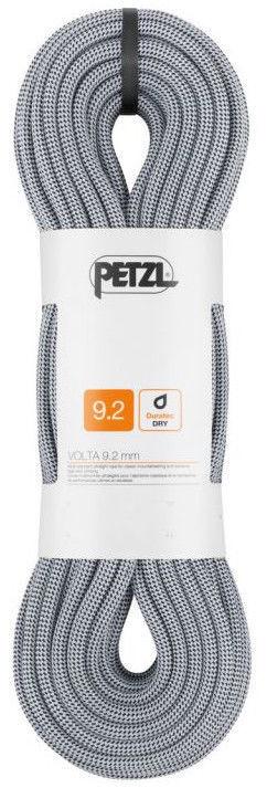 Petzl Rope Volta 9.2mm Black/White 70m