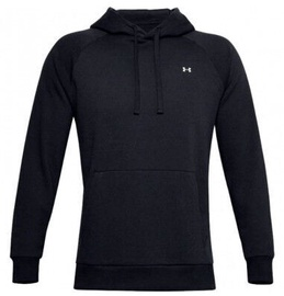 Under Armour Mens Rival Fleece Hoodie 1357092-001 Black XL