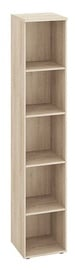 DaVita Alfa 64.65 Office Shelf Kronberg Oak
