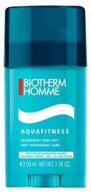 Дезодорант для мужчин Biotherm Homme Aquafitness 24H, 50 мл