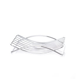 Thema Lux HIC-0337 Soap Dish Chrome