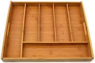 Kesper Bamboo Cutlery Box 38x32x4cm